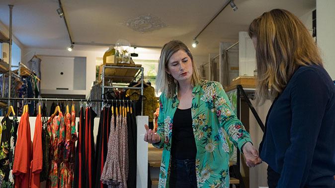 Joella van der Boom weet als personal shopper precies wat je nodig hebt