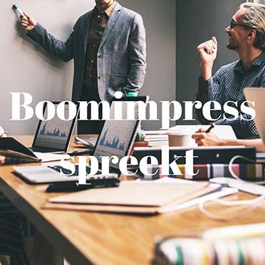 Boomimpress spreekt 2